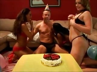 Frat men rim ass - Best birthday party ever rimming assfucking