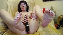 feet show with kathy