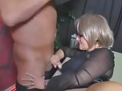 Older Couples Engage In A Hot Swinger Party