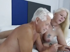 Silver Stallion and Melany having Cam Fun for Clients