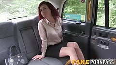 Redhead Monica pussy owned by fat dick