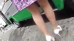 mexico bus upskirt
