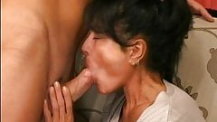 Mom wants anal after pussy fuck