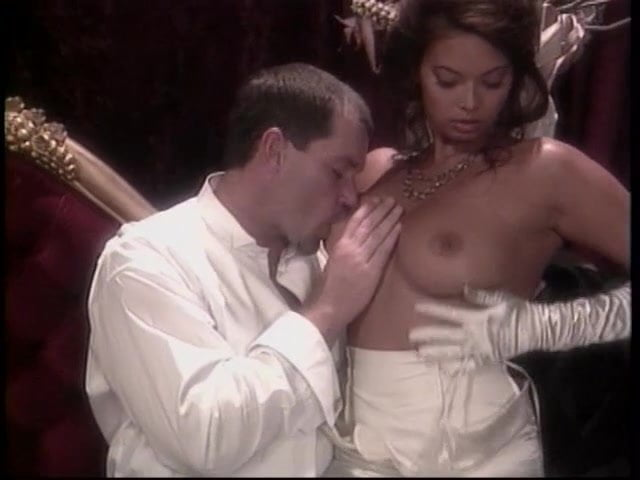 Lusty Tera Patrick gets her tight asian pussy licked clean