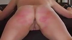 amateur ass caning