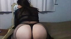 crossdresser ass
