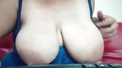 Huge Amazing Areolas 's Thumb