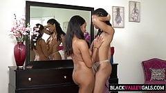 Bratty Black Lesbian Lovers