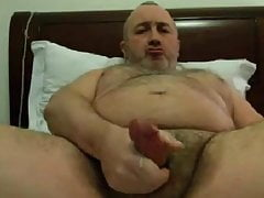 daddy cumming hard