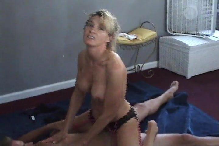 Amateur Wife Teasing Husband