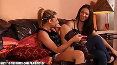 GirlfriendsFilms Casey Calvert Scissors with Blonde