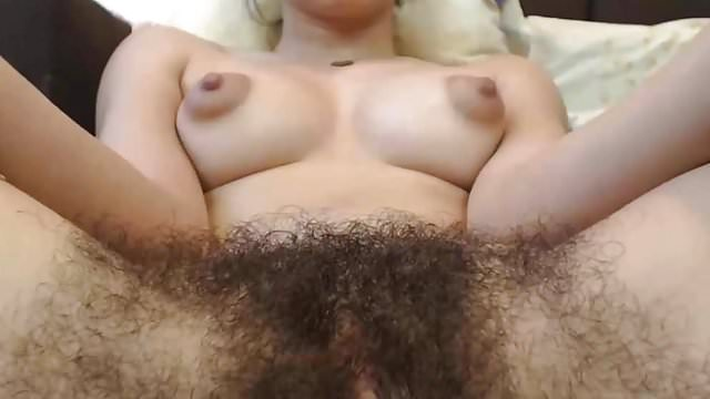 Preview 1 of Hairy Teen Full Bush