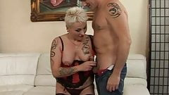 Fetish granny