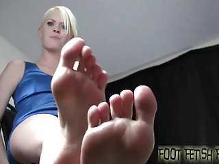 Preview 5 of Let me jerk you off with my feet
