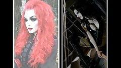 Best of Goth Sluts in Latex