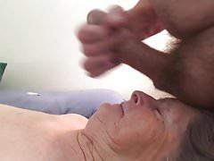 Grandma's Fun Facial