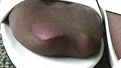 nyloned ebony
