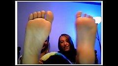 chatroulette girls feet 14