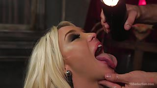 Sister Aubrey Kate Punishes Naughty Priest