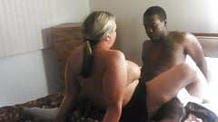 slutwife with lucky man and hubby film