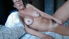 hairy MILF webcam
