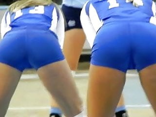 AMAZING ASSES AND CAMELTOES (TEENS VOLLEYBALL PLAYERS)