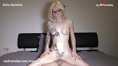 MyDirtyHobby - Finishing inside a very wet pussy