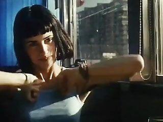 Penelope Cruz with hairy armpits