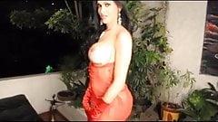 Mutti Orange Dress 1