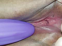 BBW and her vibrator