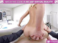 VRBangers.com - Hot Assistant Fuck Her Boss VR PORN