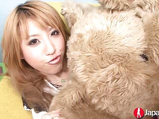 Squirting Japanese Mom