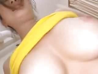 Big Tits Japanese POV