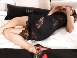 Mila Kunis Sexy Lingerie Photoshoot 1