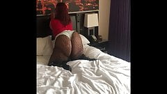 big booty chubby pornstar photo shoot for BBWHighway.com