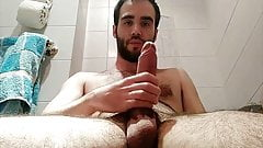 Sexy Horse-Cocked Guy cums after Countdown #215