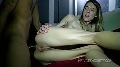 Exploring Brenda's Butt