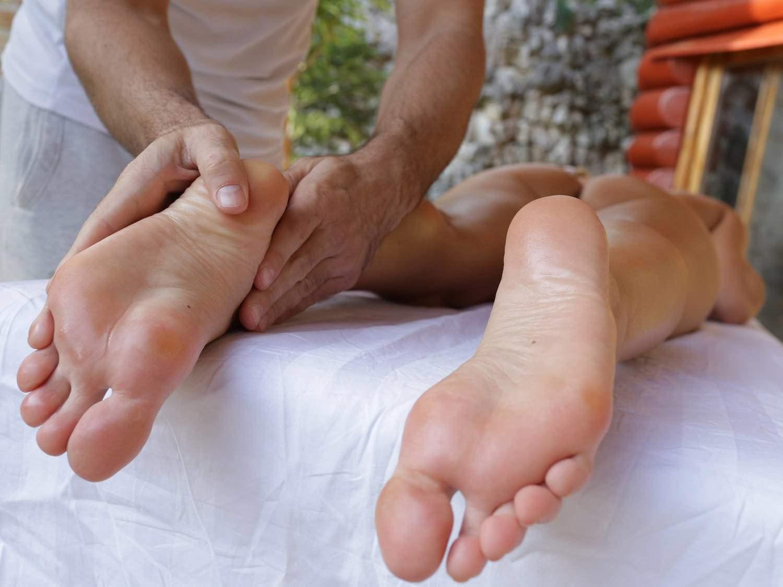 new feet porn