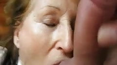Mature and granny passion blowjob 400