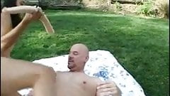 dana vespoli a fuck in the park