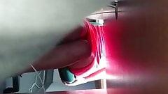 Upskirt at work 2