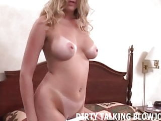 I want to give you the best blowjob of your life JOI