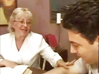 Download video bokep Granny Teacher Flirts With Her Student Mp4 terbaru
