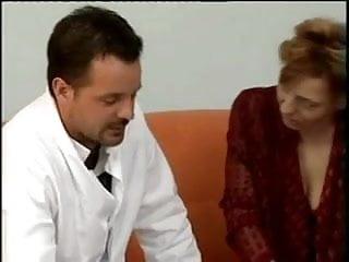 HOT MOM 160 anal hairy granny mature milf german blonde