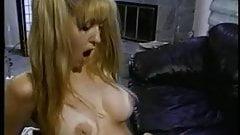 Blonde big tits blowjob businessman