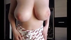 Incredible Big Natural Breasts