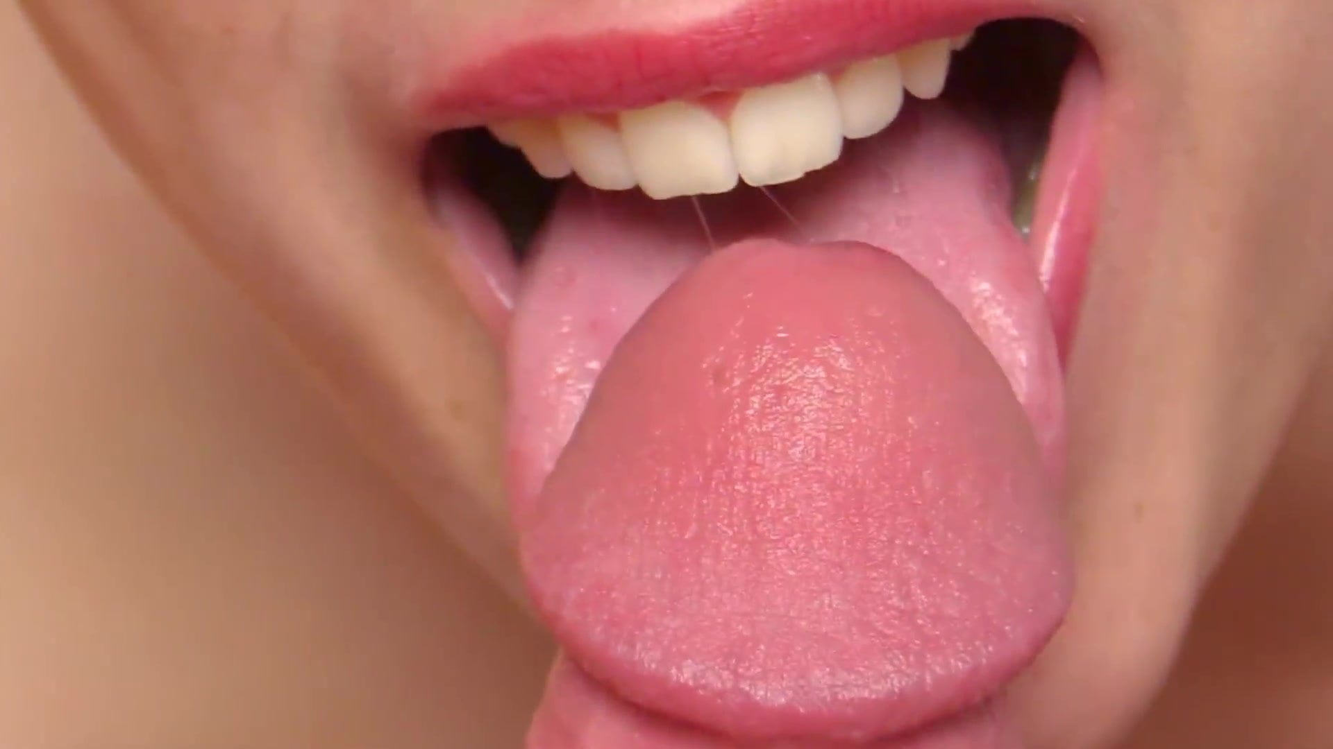 Cum mouth filled amateur