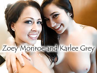 Karlee Grey And Zoey Monroe