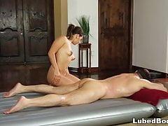 Sara Luvv makes a deal - Fantasy Massage