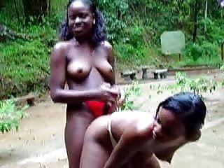 Trini lesbian porn